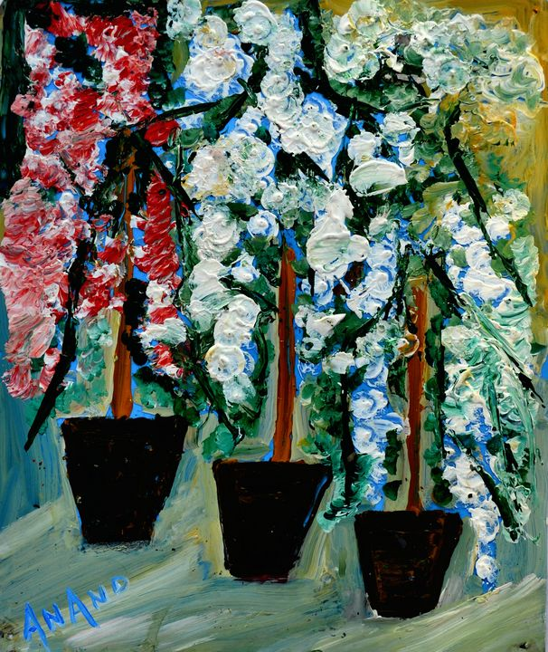 STILL-LIFE-X3 - ANAND PAINTINGS