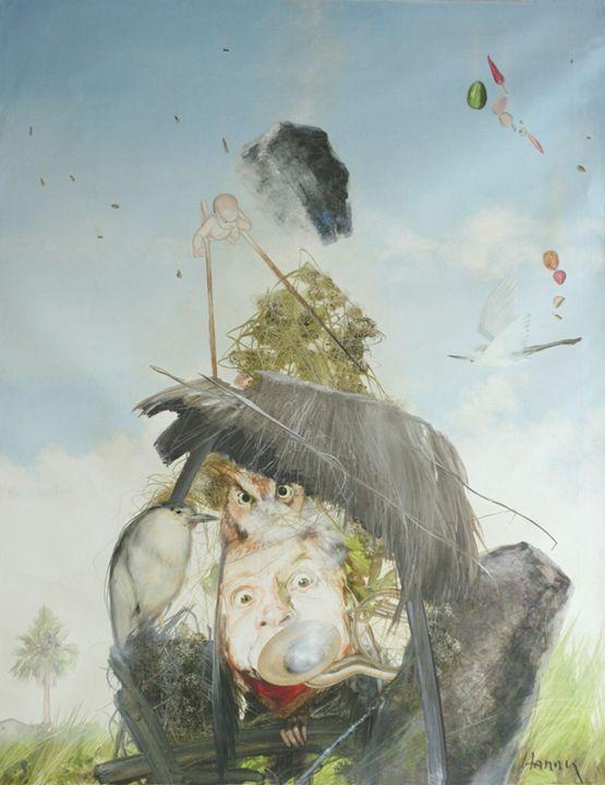 Some Crazy Wild Life - Mary & Giovy Art