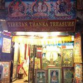 Tibetan Thangka Treasure