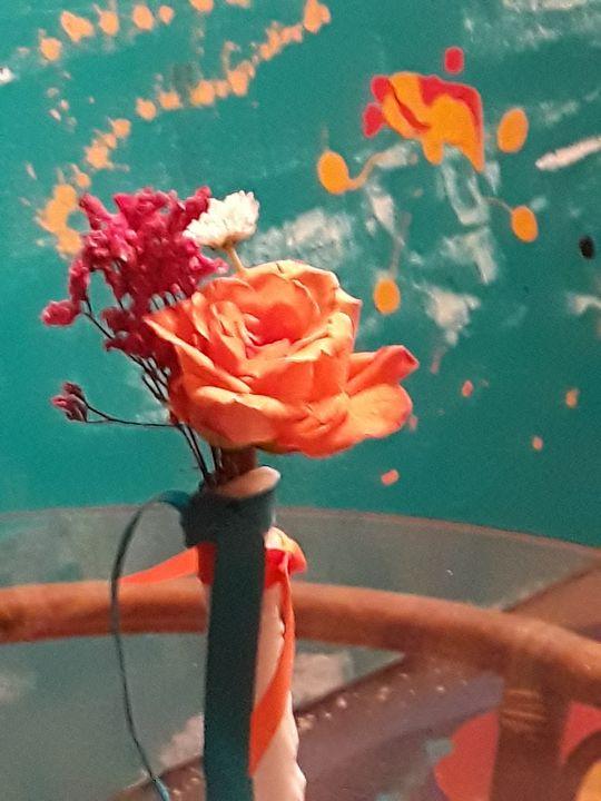 Your flowers - R.Varsane