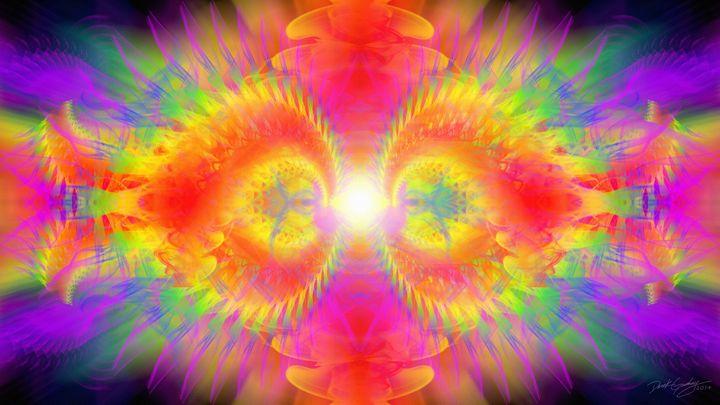 Cosmic Spiral Ascension 2 - SacredLife Arts