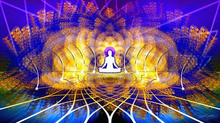 Cosmic Spiral Ascension 18 - SacredLife Arts