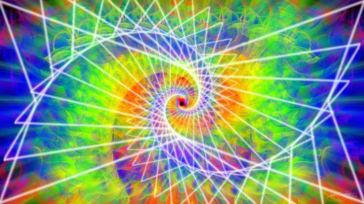 Cosmic Spiral Ascension 3 - SacredLife Arts