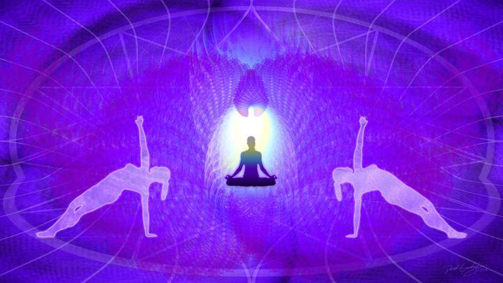 Cosmic Spiral Ascension 28 - SacredLife Arts