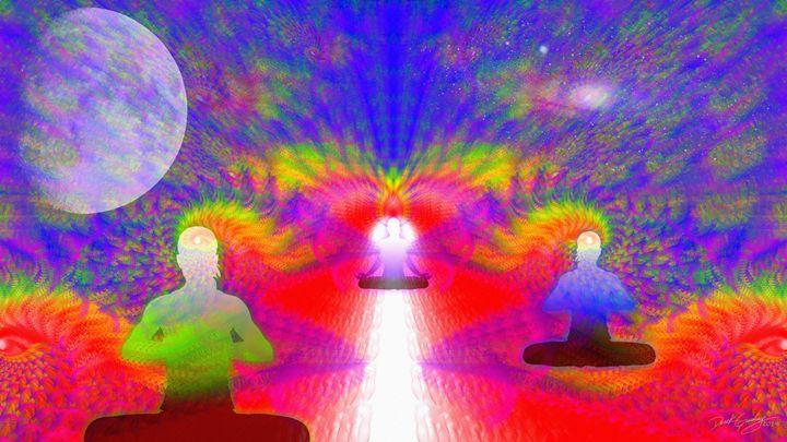 Cosmic Spiral Ascension 33 - SacredLife Arts