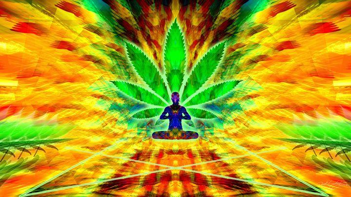 Cosmic Spiral Ascension 35 - SacredLife Arts