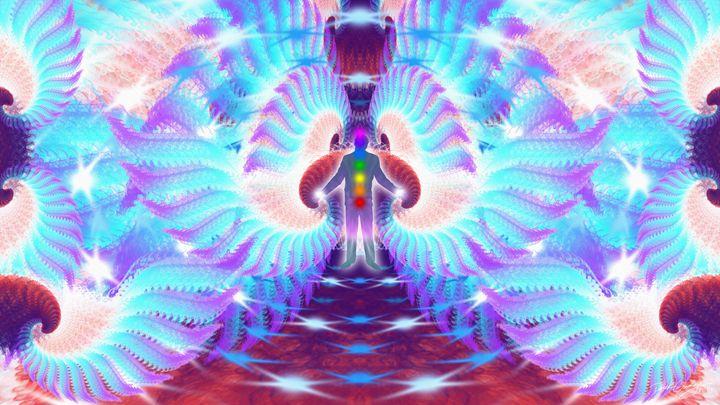 Cosmic Spiral Ascension 36 - SacredLife Arts