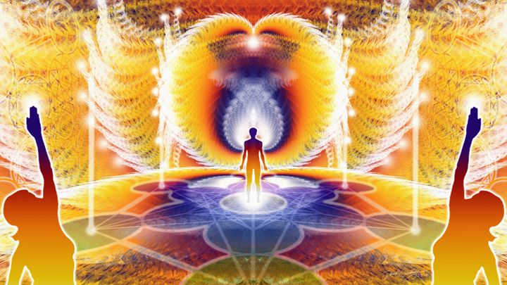 Cosmic Spiral Ascension 38 - SacredLife Arts