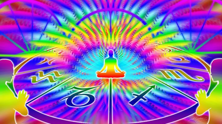 Cosmic Spiral Ascension 42 - SacredLife Arts
