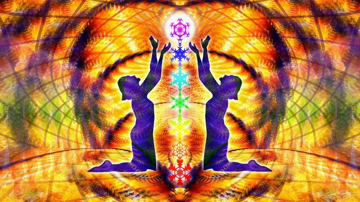 Cosmic Spiral Ascension 43 - SacredLife Arts