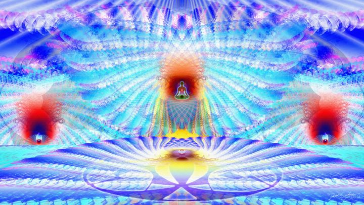 Cosmic Spiral Ascension 47 - SacredLife Arts