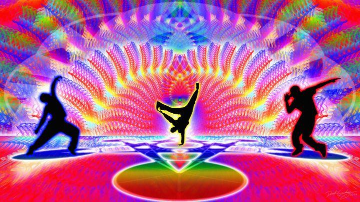 Cosmic Spiral Ascension 49 - SacredLife Arts
