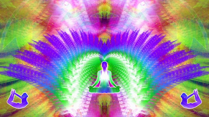 Cosmic Spiral Ascension 13 - SacredLife Arts