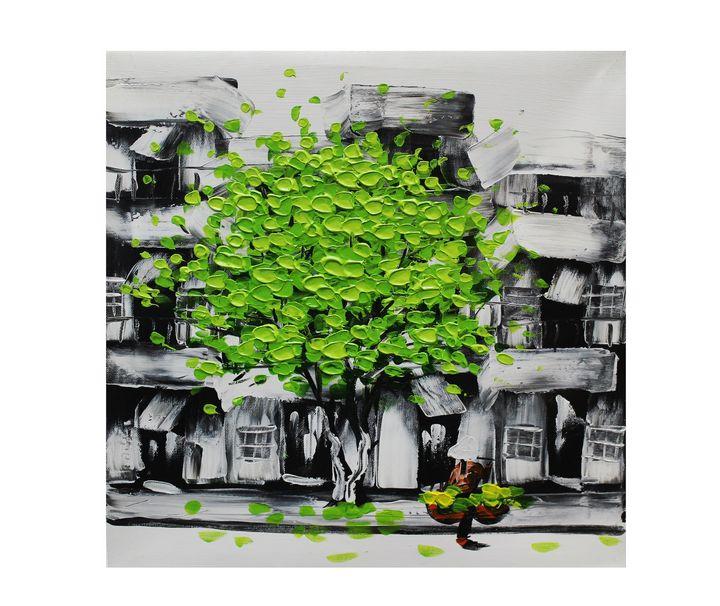 Ho Chi Minh City, Vietnam street art - AsopPaints