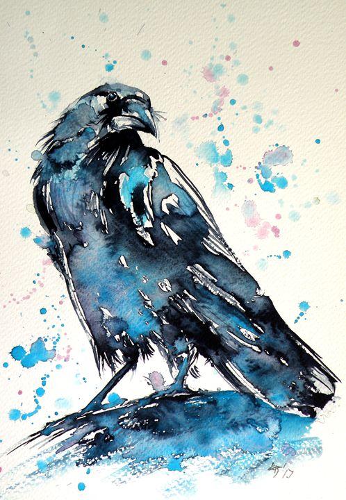 Crow - kovacsannabrigitta