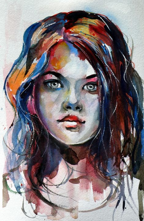 Portrait - kovacsannabrigitta