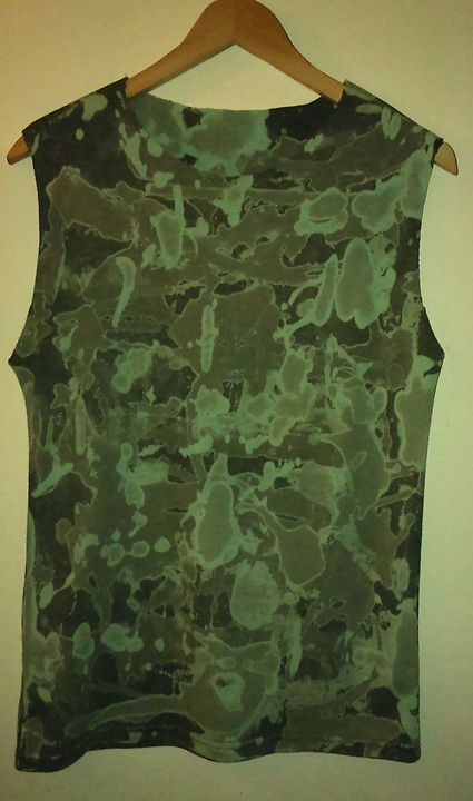 Unique Unisex Camouflage Vest - Monsylv