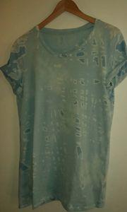 T-shirt design clouds broken glass - Monsylv