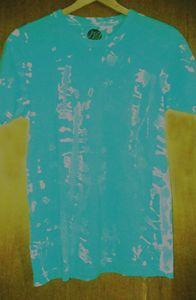 Monsylv Hand Printed Cotton T.shirt - Monsylv