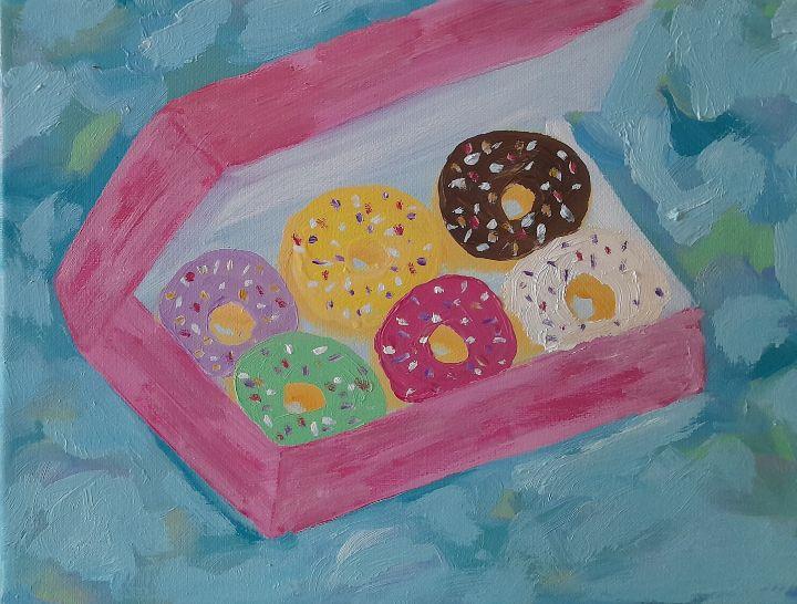 Donuts - Setati