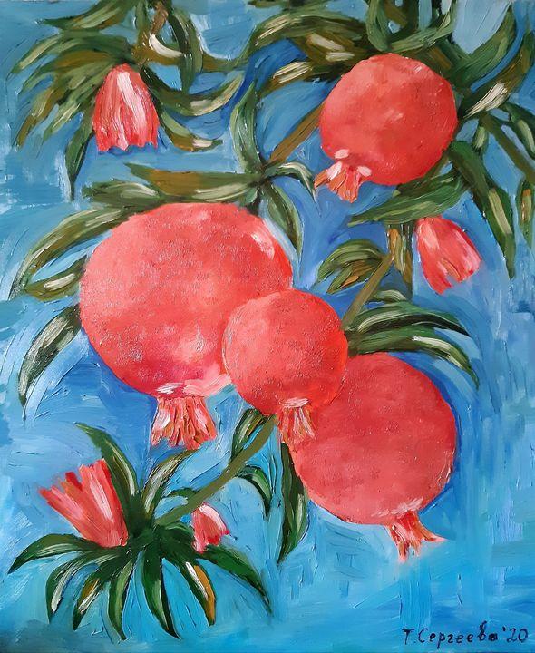 Pomegranate - Setati