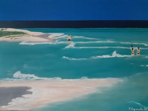 Tropical beach - Setati