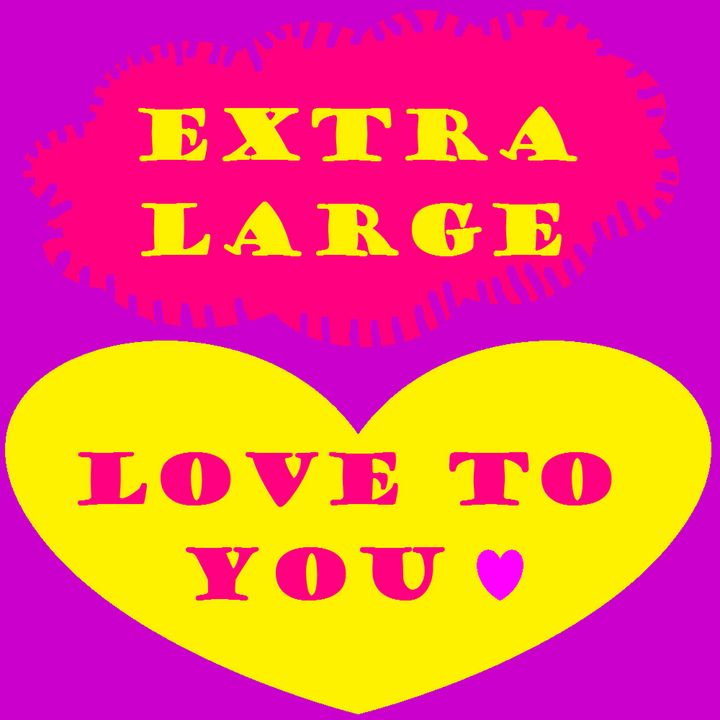 Extra Large Love To You - Archie