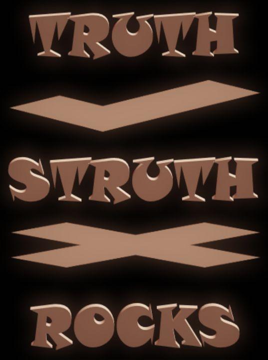Truth Struth Rocks - Archie