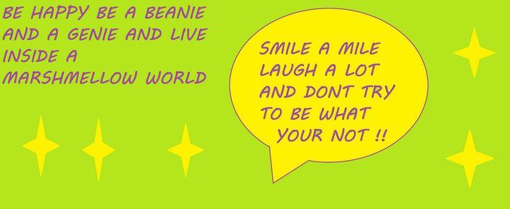 Be a beanie - Archie
