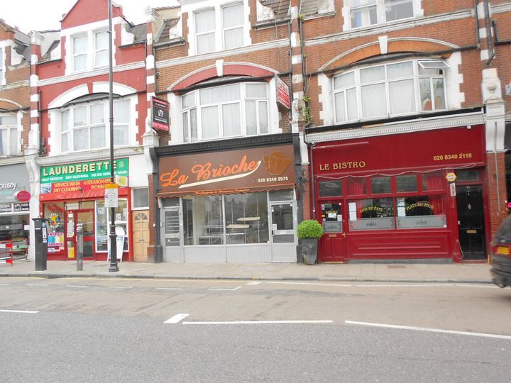 The High Street Hornsey London North - Archie