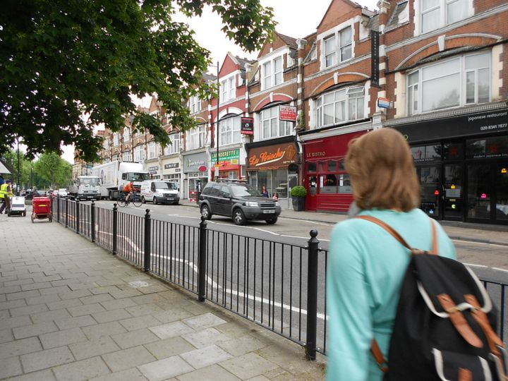 Hornsey High Road North London - Archie