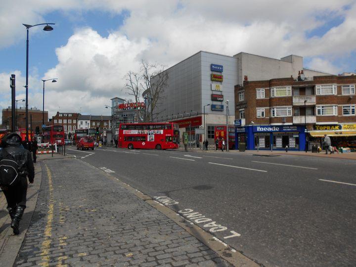 Woodgreen North London - Archie