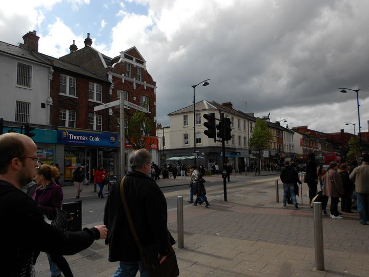 Woodgreen high road people London - Archie