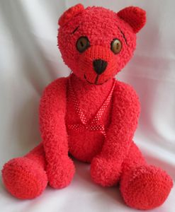 Handmade Teddy Bear - Grashkad