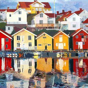 The Boat Walk - John Jaster