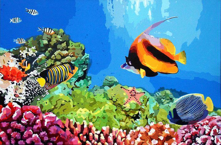 Reef Encounter - John Jaster
