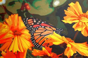 Butterfly Repose - John Jaster