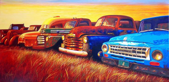 Out To Pasture - John Jaster