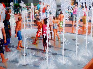 Fountain Frolic - John Jaster
