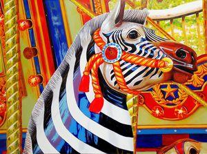 Carousel Horse #1 - John Jaster