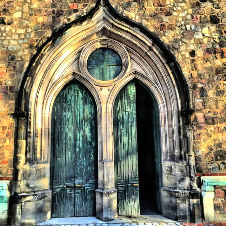 Enter Ye the Kingdom of God - Altiora Photographix