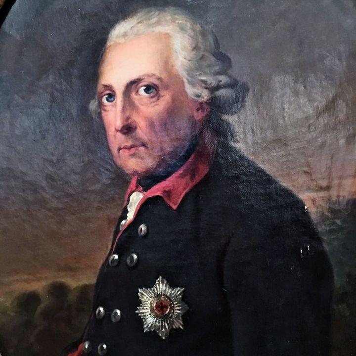 Frederick the Great - Altiora Photographix