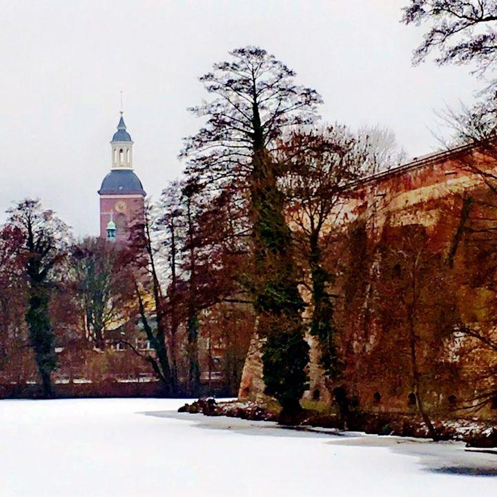 Zitadelle Spandau (Winter) - Altiora Photographix