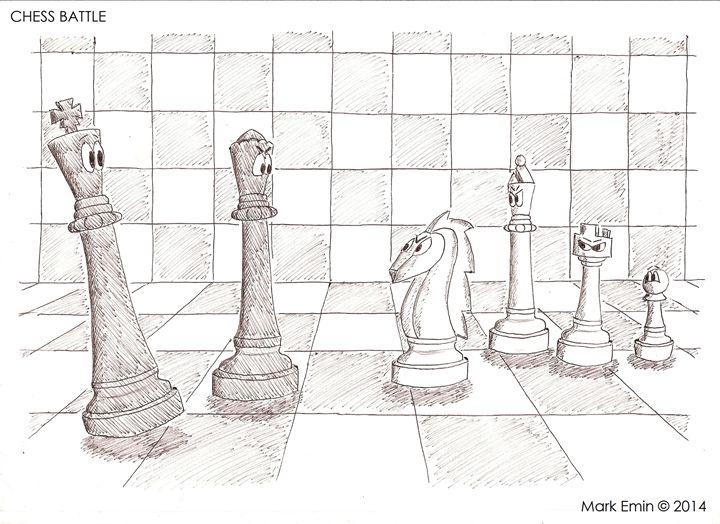 Chess Battle - Mark