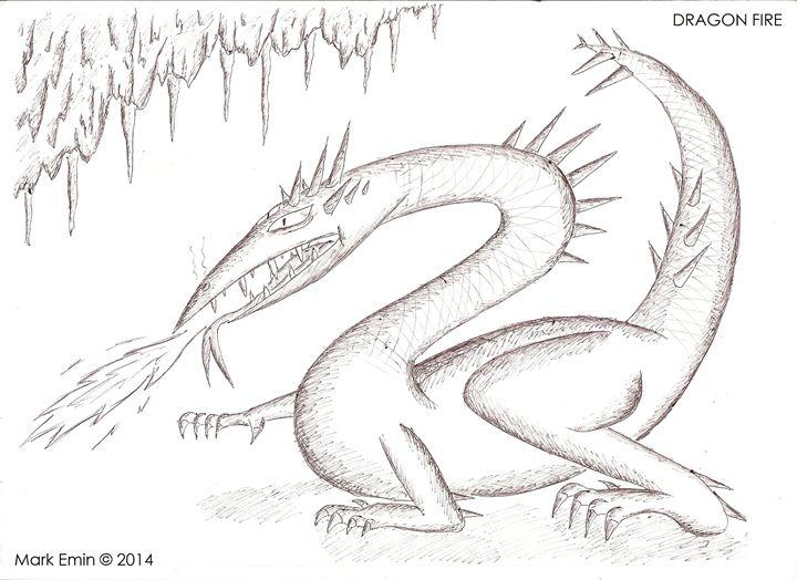 Dragon Fire - Mark