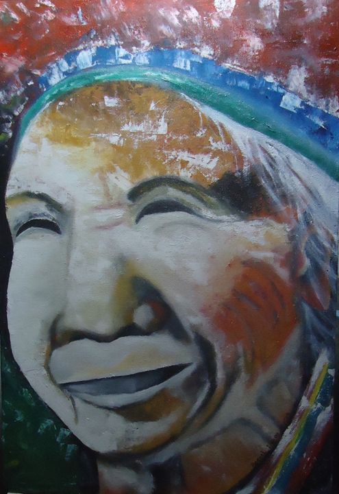 LAUGHTER - The Accidental Artist ( Raquel Diokno)
