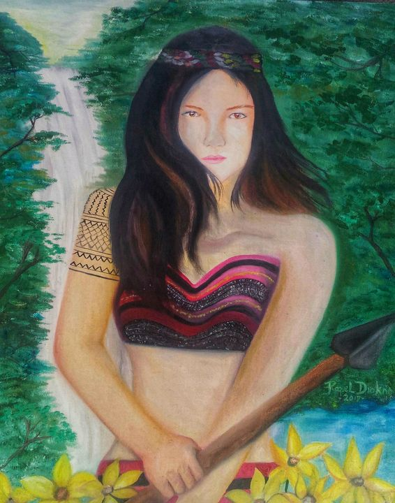 Modern Igorot - The Accidental Artist ( Raquel Diokno)