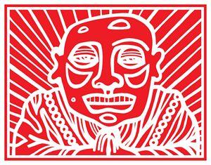 Red, White, Buddha