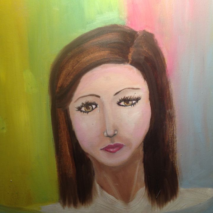 Portrait girl - Joeyj