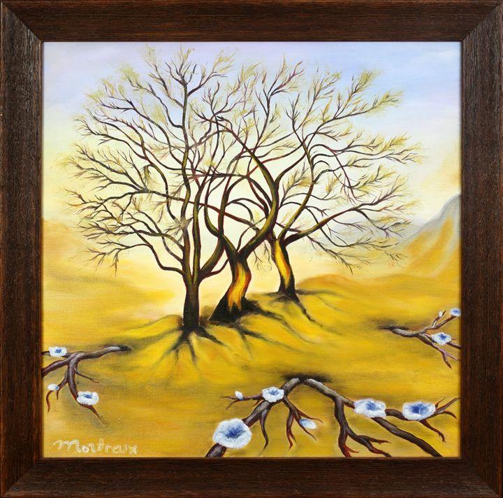 Secret of the desert - Mortreux Art